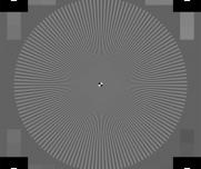 纹理损失测试卡ISO 19567